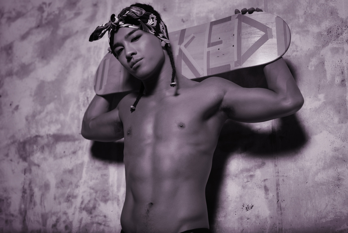 Taeyang Naked Hollywood, CA 2012