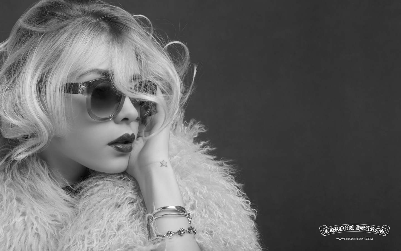Lanna Lyon | Chrome Hearts | Photography by Laurie Lynn Stark