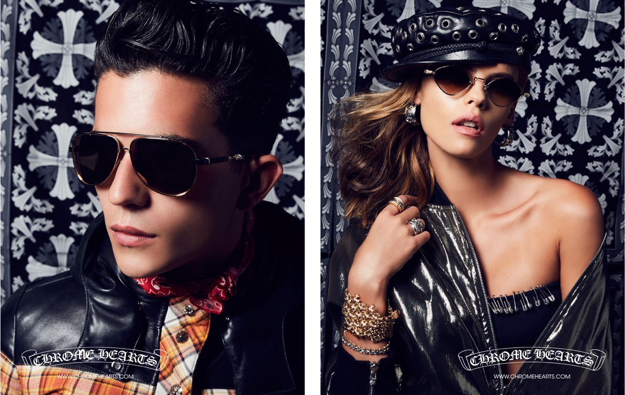 PAYDEN HAYES   FALL WINTER 2016   CHROME HEARTS Photography by Laurie Lynn Stark