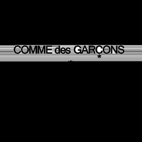Comme Des Garcons and Chrome Hearts Logo