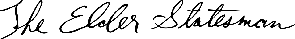 Chrome Hearts and Elder Statesman Logo