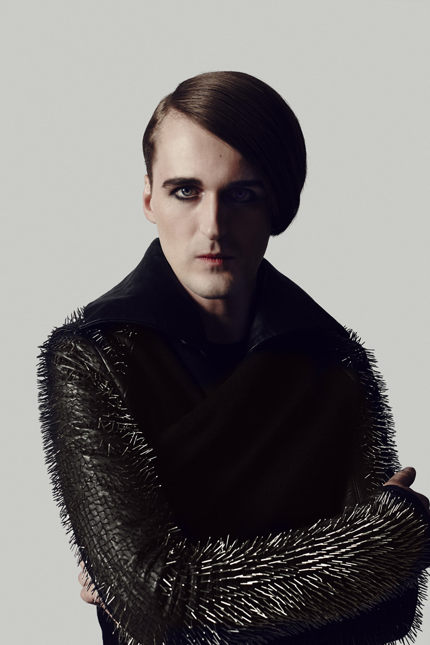 Gareth Pugh London British Fashion Designer